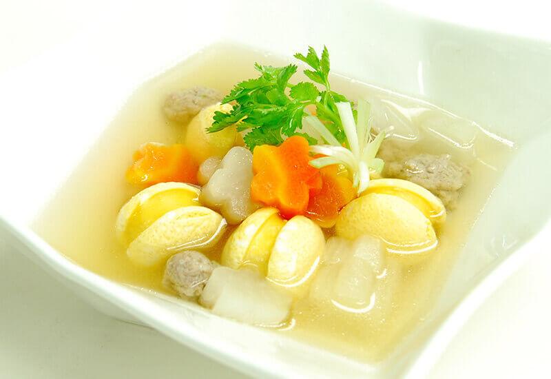 ゲーンジュート・ルークローク(ルークロークのスープ)