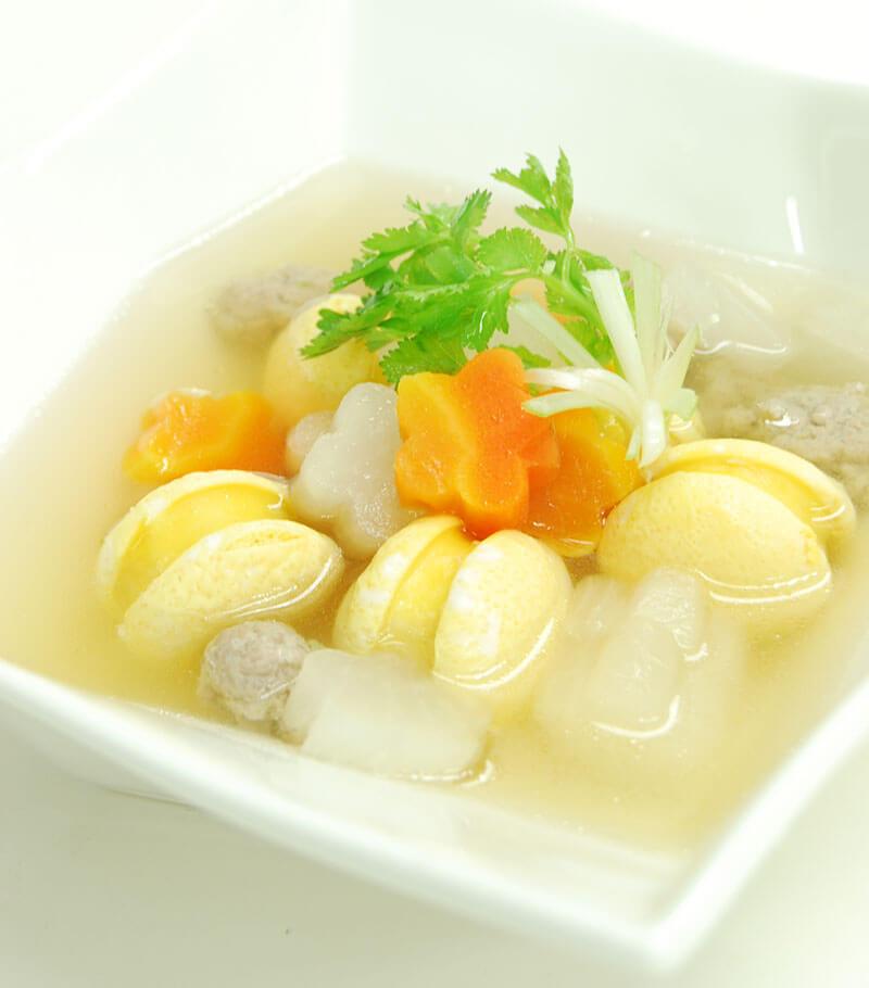 ゲーン・ジュート・ルークローク(ルークロークのスープ)